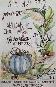 Sea Girt Artisan Craft Market 2018